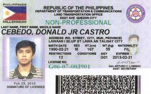 How to Obtain a Driver's License