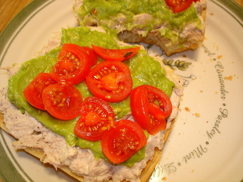 How to Prepare an Open-Faced Sandwich